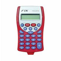 Calculadora bolso 8 digitos  com cordao fxc2514 / un / fix -