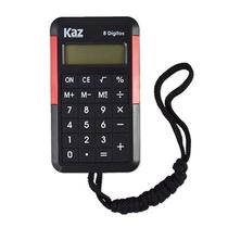 Calculadora Bolso Kaz Kz5004 Com Cordão -