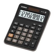 Calculadora Casio Eletrônica 12 Dígitos MX-12B Preta -