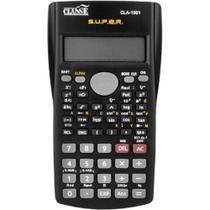 Calculadora Científica 12 Dígitos 240 Funções Preta CLASSE CLA-1501 -