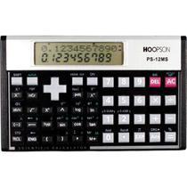 Calculadora Cientifica 240 Funcoes 12DIG.VISOR 2 LINH (6952525800129) - Hoopson