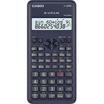Calculadora Cientifica 240 Funcoes Preto FX 82MS 1 UN Casio -