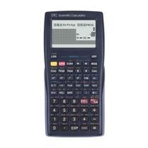 Calculadora Científica 360 Funções Preta 35g DTC - Dtc eletronico