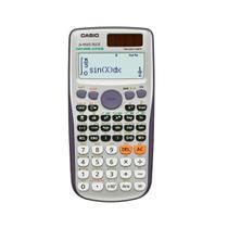Calculadora Científica Casio 417 Funções, Visor Natural, Dígitos 10+2, Alimentação Solar e Bateria - FX-991ES PLUS -