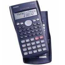 Calculadora Científica Casio Display 2 Linha Fx-82Ms