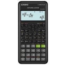 Calculadora Cientifica Casio FX-82 ESPLUS-2 Preta 252 Funções -