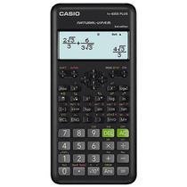 Calculadora Científica Casio FX-82ES Plus 2 Edição Com 252 Funções - Preto -