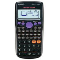 Calculadora Científica Casio Fx-82es Plus Bk 252 Funções -