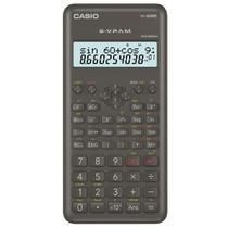 Calculadora Cientifica Casio FX-82MS 240 Funções Preta -