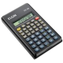 Calculadora Científica Elgin CC56 10 Dígitos 56 Funções -