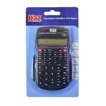 Calculadora Científica KAZ 10 2 Dígitos KZ135 -