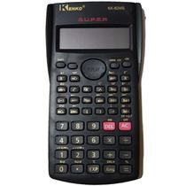 Calculadora Científica Kenko KK-82MS 240 Funções C/ Capa -