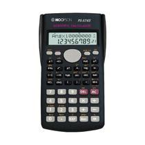 Calculadora Científica Preta PS-82MS Hoopson - COMERCIAL GLORIA