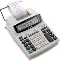 Calculadora com bobina 12 dígitos acompanha fonte ma-5121 - Elgin