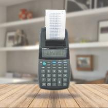 Calculadora compacta com bobina de mesa 12 digitos - LP18 - Procalc