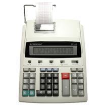 Calculadora de Impressão 12 Digitos LP45 Procalc Bivolt -