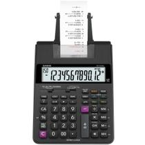 Calculadora de Impressão Casio HR-100RC-BK Preta -