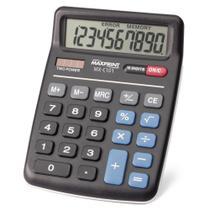Calculadora de Mesa 10 Digitos Eletronica MX-C101 Maxprint -
