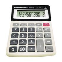 Calculadora de Mesa 12 Dígitos MP 1010 Masterprint -