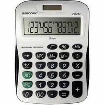 Calculadora De Mesa 12 Digitos PC257 Procalc -