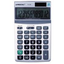 Calculadora De Mesa - 12 Digitos - Procalc PC263 -