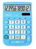 Calculadora De Mesa 12 Dígitos Yins -