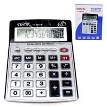 Calculadora de mesa 12 digitos - Yins