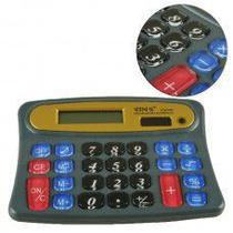 Calculadora De Mesa 8 Dígitos Eletrônica Pilha Escritório Yins Ys-310-8 -