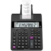 Calculadora De Mesa Casio HR-100RC-BK  Com Impressão Duas Cores Bobina 2.0 Bivolt -