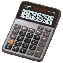 Calculadora de Mesa Casio MX-120B-S4-DC Prata -