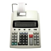 Calculadora De Mesa Com Impressão Bicolor Bivolt Bobina LP45 Procalc -