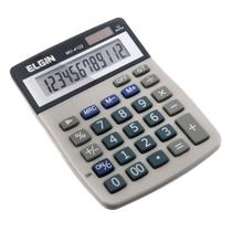 Calculadora de Mesa com Visor MV-4122 - Elgin -
