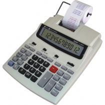 Calculadora de mesa menno copiatic cic 201 ts com impressora -