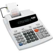 Calculadora de Mesa MR6124 c/ Bobina Branca - Elgin -