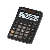 Calculadora de Mesa MX-12B Preta CASIO -