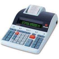 Calculadora de Mesa Olivetti LOGOS 804T Térmica de 14 Dígitos Bivolt -