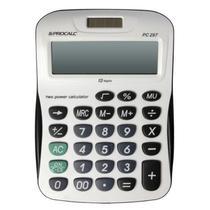 Calculadora De Mesa Procalc PC257 12 Dígitos Preto E Cinza -