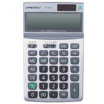 Calculadora De Mesa Procalc PC263 12 Dígitos Solar Cinza -