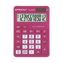 Calculadora de Mesa Procalc PC286 PK 12 Dígitos -