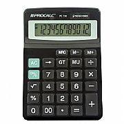 Calculadora de Mesa Procalc PC730 12 Digitos - Zeta