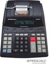 Calculadora De Mesa Procalc Pr5000t 12 Digitos Impressão Térmica -