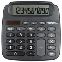 Calculadora de Mesa Truly 808A 10 Dígitos -