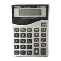 Calculadora de Mesa YS 1600A 8 Digitos. - Ds Tools