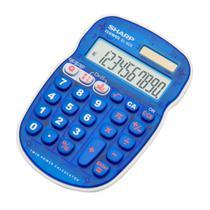 Calculadora Eletr.Dig.Sharp Mod.Els25bbl Sharp -