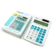 Calculadora Eletrônica 12 Dígitos Inova -Calc-7070 -