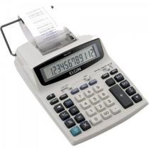 Calculadora Eletrônica E Impressora 12 Digitos Ma5121 - Elgin