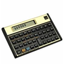 Calculadora financeira gold hp12c  / un / hp