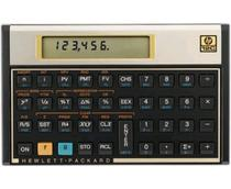 Calculadora Financeira HP 12C Gold 0012C-AC4 - HP