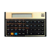 Calculadora Financeira Hp 12c Gold Original -