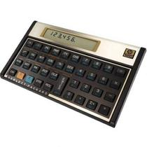 Calculadora Financeira HP 12C, Gold